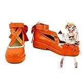 LoveLive! Love Live Happy Valentine's Day Maid Live! Kousaka Honoka Cosplay Shoes Boots Custom Made