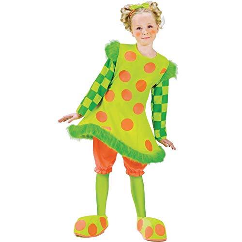 Lolli the Clown Toddler Costume - Toddler Large