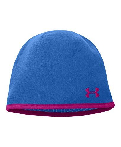 Under Armour Women's UA Storm ColdGear Infrared Fleece Beanie One Size SAILING BLUE