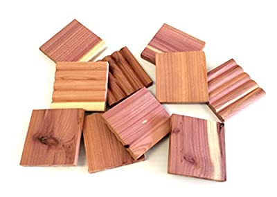 Aromatic Cedar Blocks -36 pieces