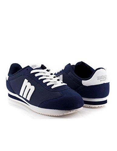 MTNG Attitude Chapo, Zapatillas de Deporte para Hombre Azul (RASPE Marinonylon Marino)