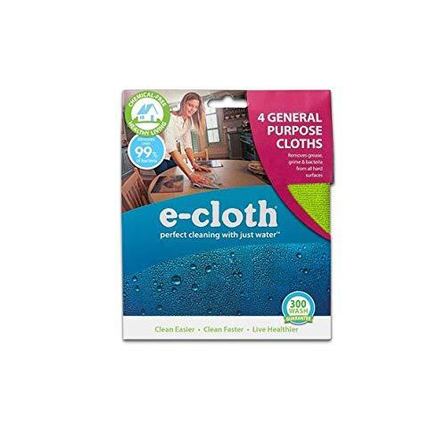 E-Cloth General Purpose Microfiber Cleaning Cloth