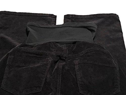 Pocket Bootcut Corduroy Pants - 5