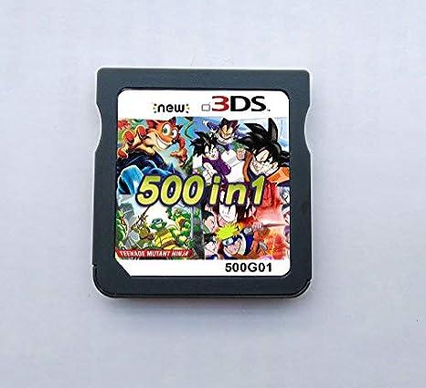 KUAILE 500 en 1 Tarjeta de Consola de Video Juego Cartucho ...
