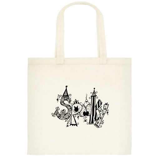 Halloween Tote Bag SPOOKY Trick or Treat Candy