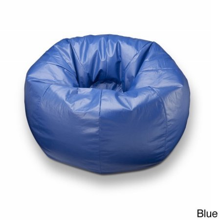 Rests Bean Bag Chairs (Blue) Cushion Bed Sofas
