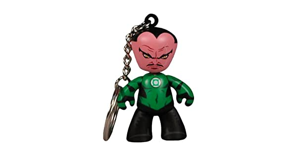 Amazon.com: Mezco Toyz Sinestro mezitz Llavero: Toys & Games