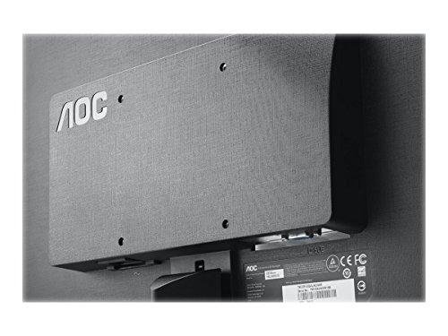 AOC e970swn 18.5-Inch LED-Lit Monitor, 1366 x768 Resolution, 5ms, 20M:1 DCR, VGA, VESA by AOC (Image #9)