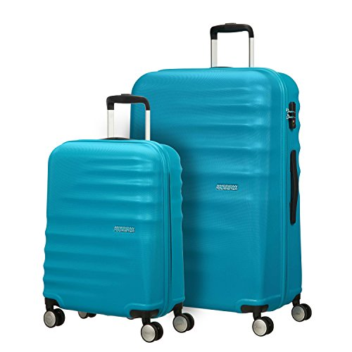 American Tourister Wavebreaker 2 PC Set Summer Sky by American Tourister
