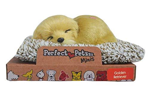 - Perfect Petzzz Mini Baby Golden Retriever Puppy Dog