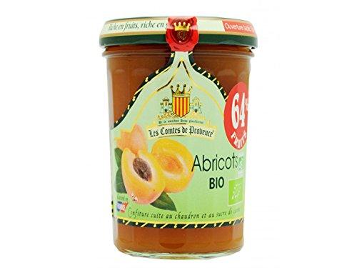 Les Comtes De Provence Organic Apricot Jam