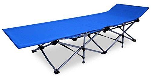 Amazon   【アウトドア ベッド 折りたたみ】 持ち運び 楽々 簡易ベッド