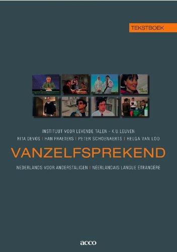 Vanzelfsprekend: Nederlands voor anderstaligen: Amazon.es ...