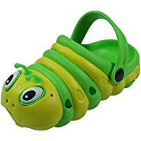 Walking Slippers for Kids Girls Boys and Toddler - Funny Comfortable Animal Designed Shoes