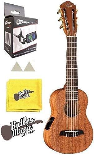 Oscar Schmidt ogu6e a/E Guitarra Ukelele Tenor tamaño Hybrid W ...