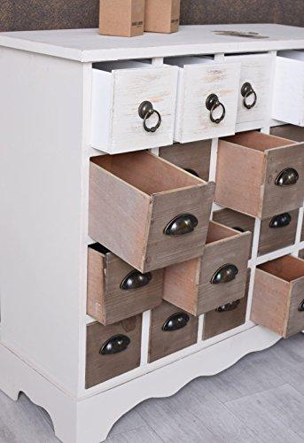 Botiquín Estilo rústico cajón Armario cómoda Cómoda Tipo ...