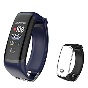 Best fitness trackers Smart Watch for Android and iOS Phone,Fitness Tracker Watch with