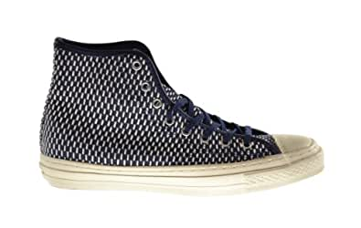 Converse Chuck Taylor Premium HI Men's Shoes Ensign Blue 142256c (8 D(M) US)