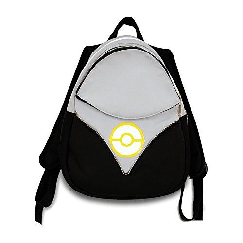 Pokemon Go Backpack PokeBall Bag Team Valor Instinct Mystic