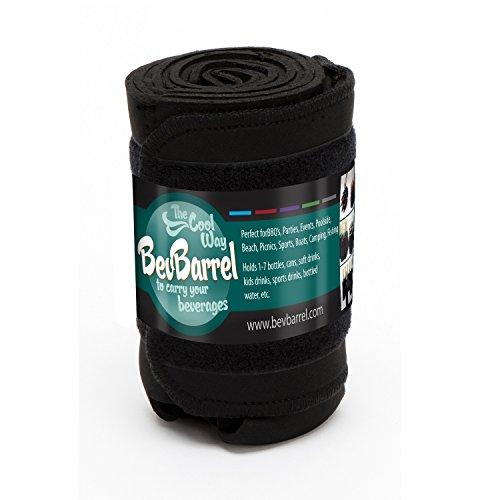 Beverage Barrels Cooler, Black ()