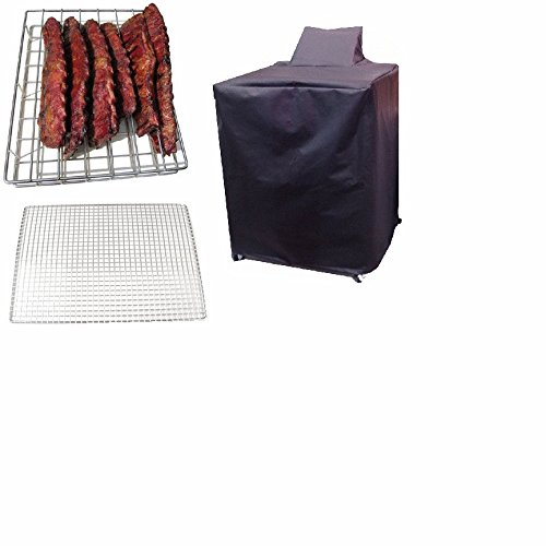CharcoalStore Deluxe Accessory Pkg. for Cookshack SM025 Smokette Elite Smoker by CharcoalStore
