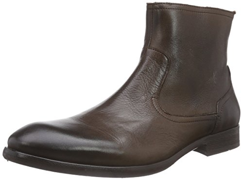 Hudson London Pianta Herren Chelsea Boots Braun (marrone)