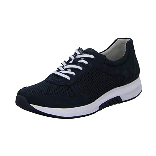 Navy Femme faible 946 De 26 Lacets Gabor À chaussures chaussures low Sport qP1TEqgw