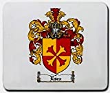 Esex Family Shield / Coat of Arms Mouse Pad
