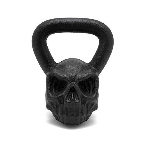 Fringe Sport Premium Skull Kettlebell 20kg / Strength & Conditioning Equipment
