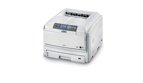 OKI C821n - Impresora láser (600 x 1200 dpi, A3, Sobres ...