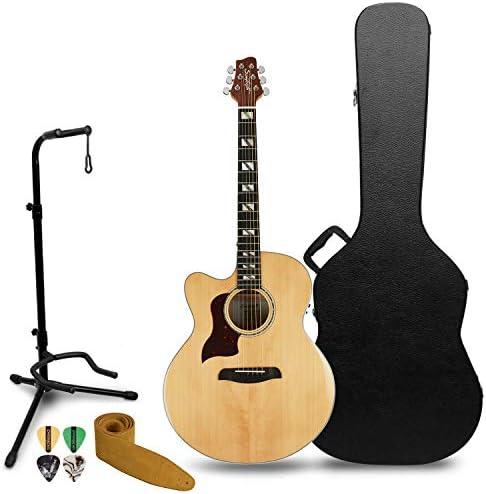 Lefty Left-Handed Acoustic Guitar Bridge NEW 1mm Oversized ROSEWOOD