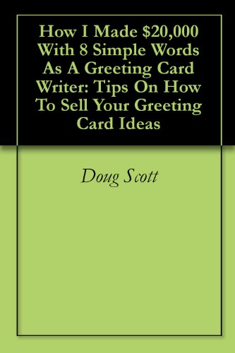 How i made 20 000 with 8 simple words as a greeting card writer how i made 20000 with 8 simple words as a greeting card writer tips on m4hsunfo