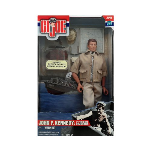 GI Joe John F. Kennedy 12