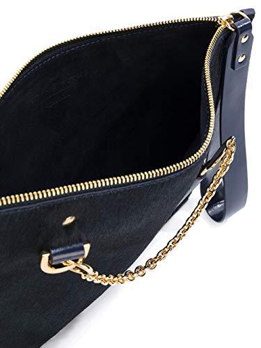 Hulme Women's Clutch Sg180hcdeepnavy Blue Sg180hcdeepnavy Women's Sophie Leather Hulme Blue Sophie nXq6ZxTqR