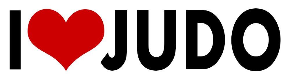 i Love Judo STICKER DECAL VINYL BUMPER D/ÉCOR CAR TRUCK LOCKER WINDOW WALL NOTEBOOK