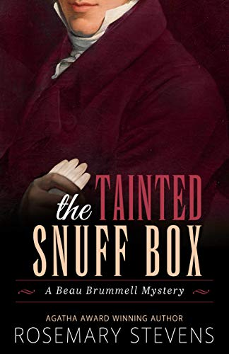 The Tainted Snuff Box (Beau Brummell Mysteries Book 2)