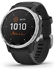 Garmin fenix 6 GPS-multisport smartklocka med pulsmätning på handleden