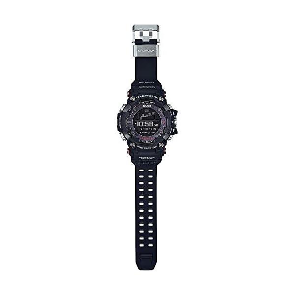 Casio Reloj Digital para Hombre de Cuarzo con Correa en Resina GPR-B1000-1ER 3