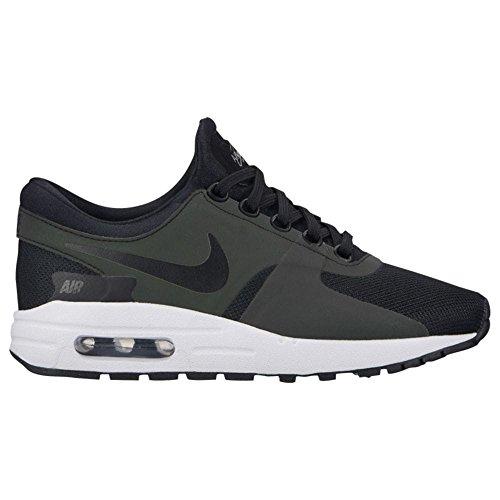 Se Nike Bambino Nero Zero Sneakers Tecnico Air Max Tessuto Gs wvIqUv7xR
