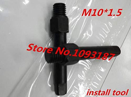 Screw Bushing Install Tool Wire Thread Insert Tool Ochoos 1PC M10 Manual Self Tapping Insert Install Tool