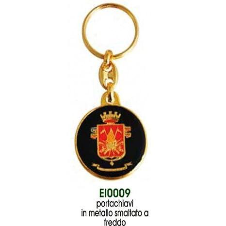 Giemme artículos promozionali - Llavero escudo araldico ...
