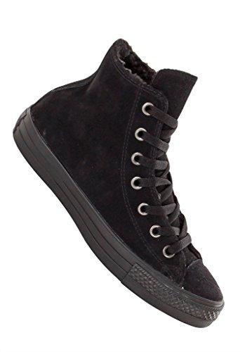 CONVERSE Sneaker Chucks Schuhe All Star schwarz 125596C, Größenauswahl:36