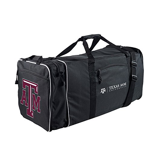 - Officially Licensed NCAA Texas A&M Aggies Steal Duffel Bag