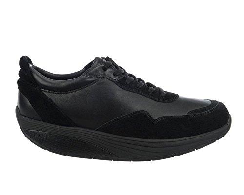 Mbt Mannen Azizi Lopen Lite Lace Up Schoenen Zwart
