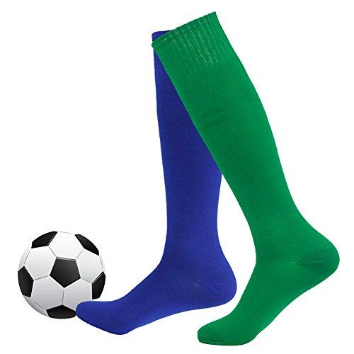 Buy safety green softball socks
