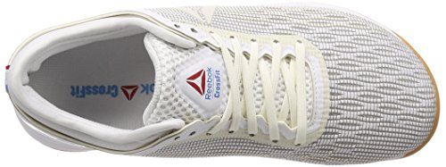 Chaussures White 8 de Fitness 0 Femme Reebok Crossfit Nano wqCII8