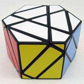 Diansheng Modun Shield Cube Black