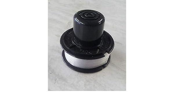 Black & Decker Bobina Hilo Desbrozadora cortabordes GL250 ...