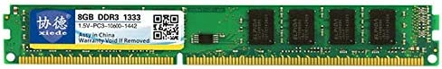 [Yongqiang] / ram ad alte prestazioni Memoria DDR3 1333MHz X032 8GB 1.5V generale di compatibilità completa modulo RAM for PC desktop.