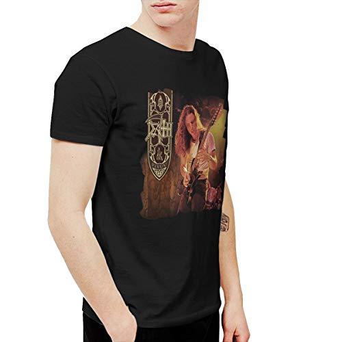 Rvfgedbvff Death Vivus! Men's Short Sleeve T-Shirt Black -